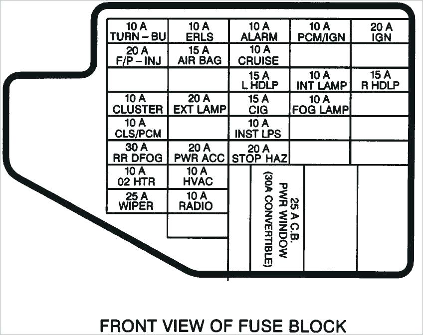 [DL_3126] 2000 Sterling Fuse Box Free Diagram
