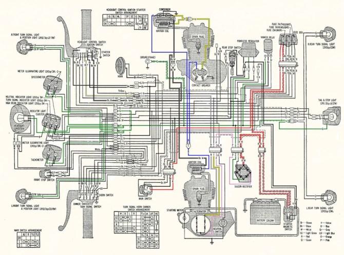 wc3233 thread regulator schematic for cb cl350 wiring diagram