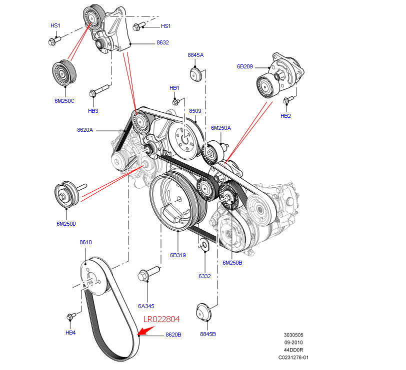 [OH_4010] Rover Discovery Serpentine Belt Diagram On Land