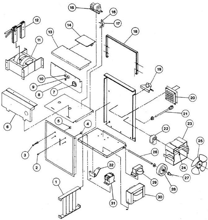 [RH_4660] Plasma Cutter Circuit Diagram Download Diagram