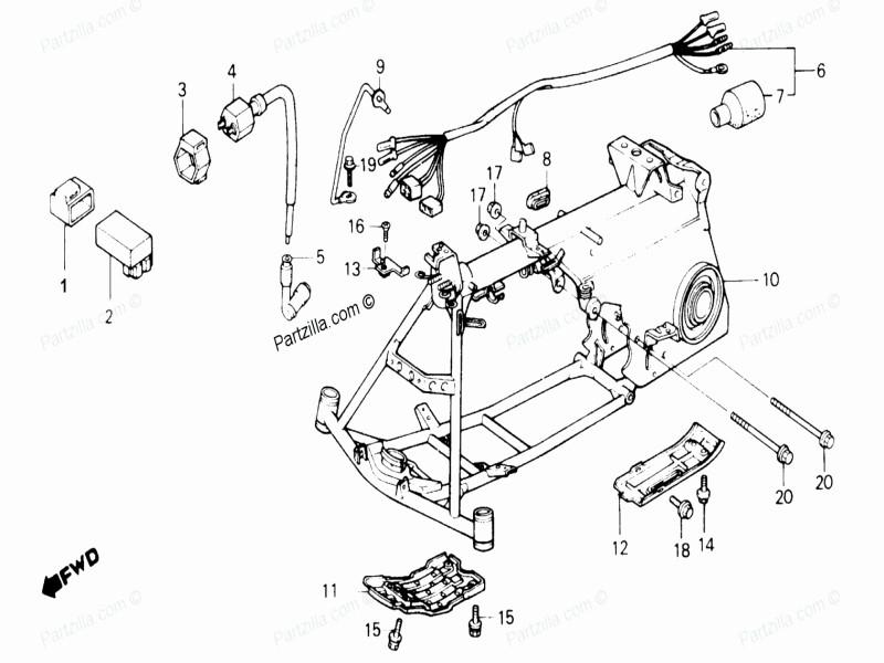 [DIAGRAM] Atc 250sx Wiring Diagram