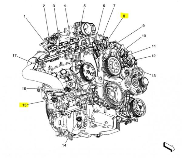 [AB_0486] Cadillac Srx 2010 Engine Diagram Free Diagram