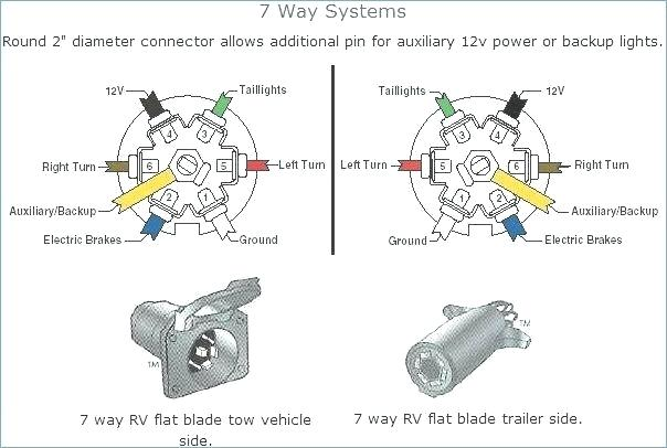 6 Pin Trailer Wiring Diagram With Brakes For Your Needs