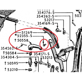 [RE_1551] Convertible Tops Wiring Diagram Of 1960 Ford