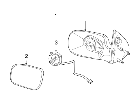 [BH_9616] Diagram For 2008 Uplander Front Suspension
