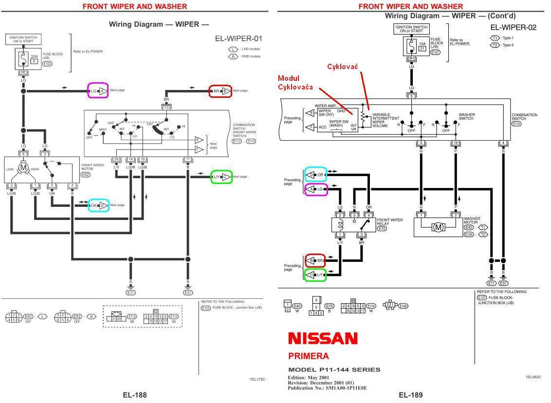 [DIAGRAM] Wiring Diagram Nissan Micra K10 FULL Version HD