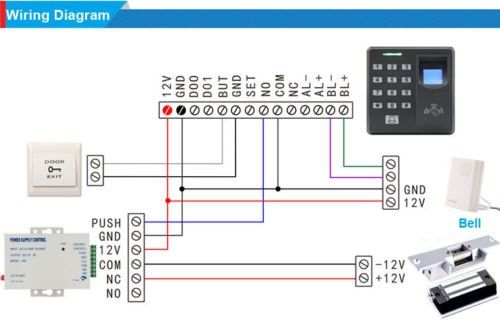 vd5313 access control wiring diagram get free image about
