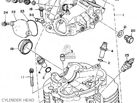 [DM_8668] Wiring Diagrams Yamaha Sr 500 Wiring Diagram