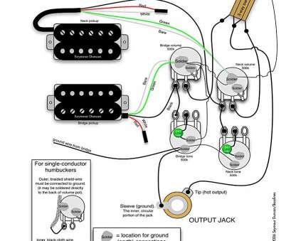 [SE_2908] Fretwood Hollow Body Bass Wiring Diagram Free