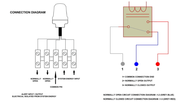 ez7629 aircraft warning light circuit schematic wiring