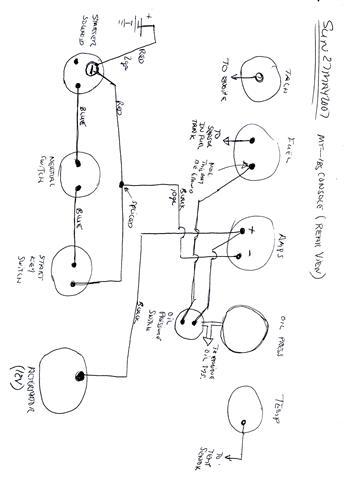 [HR_6117] Alternator Wiring Diagram On Mey Ferguson 135