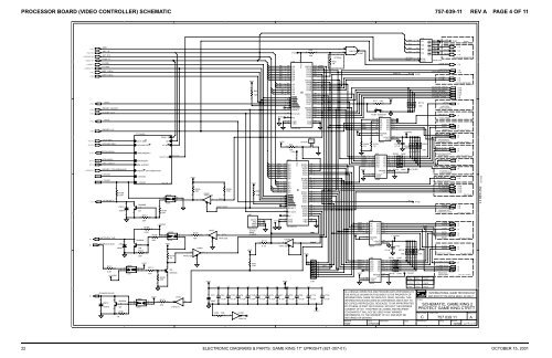 [CR_2191] Schematic For A Processor Wiring Diagram
