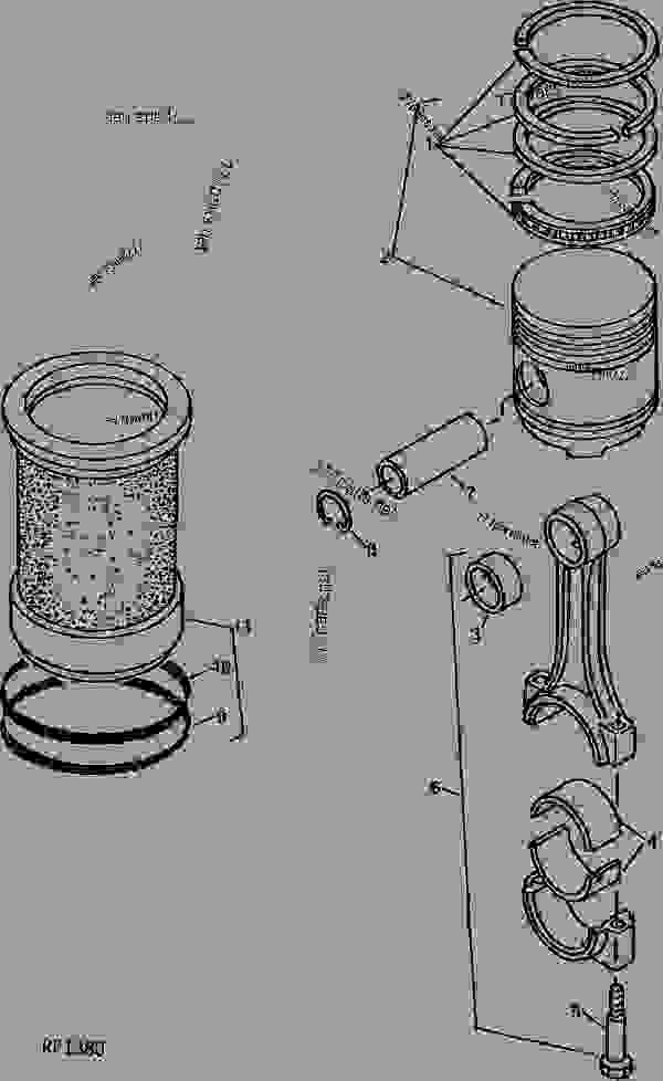 [EB_3154] For John Deere 1050 Tractor Wiring Diagram