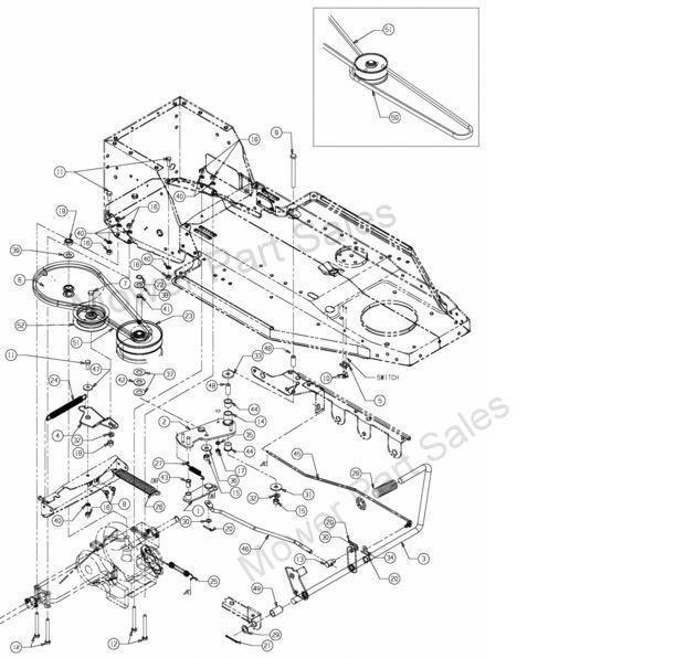 [NW_7145] Mtd Drive Belt Diagram Wiring Diagram