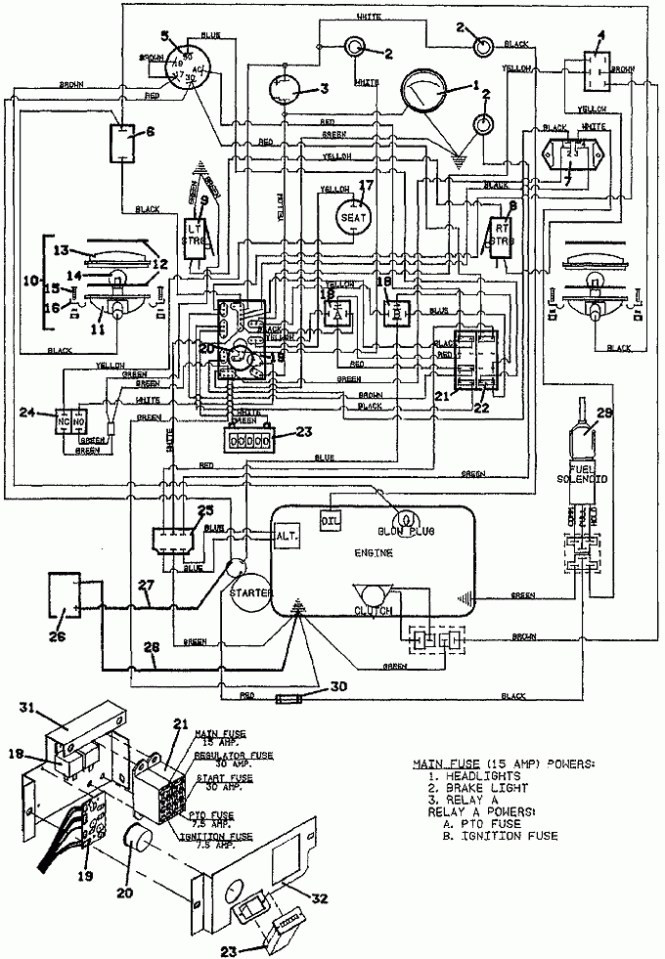 Kohler Generator Wiring Diagram / www
