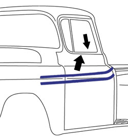 [OG_8038] 1955 1959 Chevy Truck Parts Free Diagram