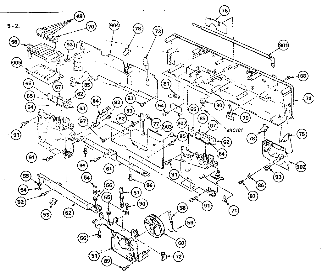 [GE_3825] Duramax Engine Parts Diagram Schematic Wiring