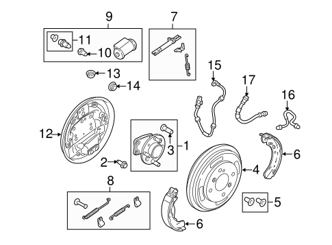 [YA_6389] Ford Brakes Diagram Wiring Diagram