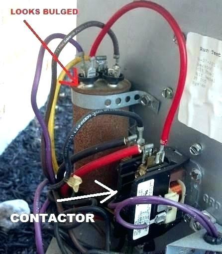 goodman capacitor wiring diagram  1997 subaru impreza