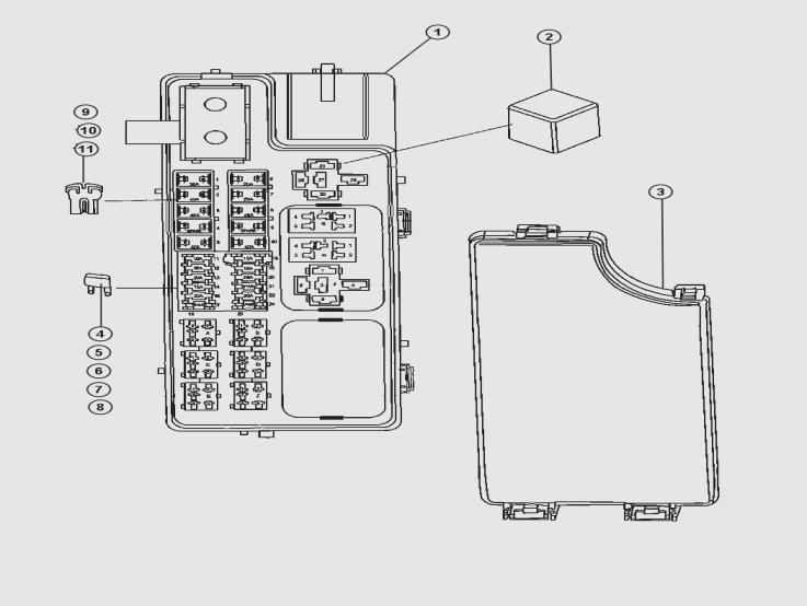 2009 Jeep Patriot Fuse Box Diagram : 2014 Jeep Patriot
