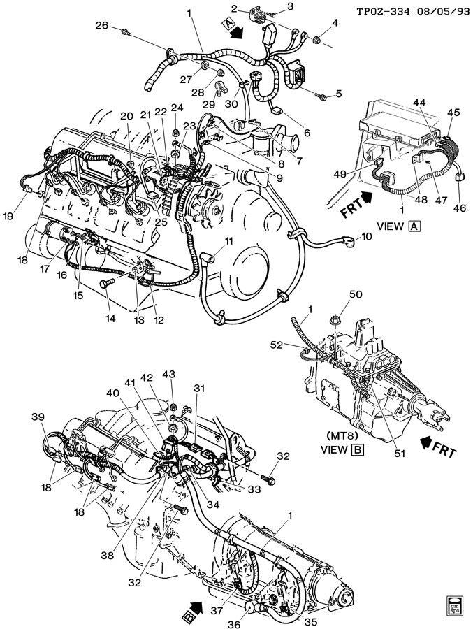 Ford 302 Spark Plug Wiring Diagram