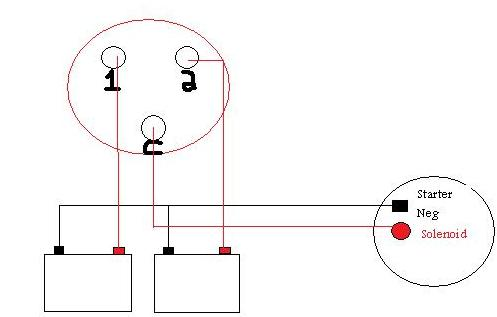 bg1510 battery selector switch wiring diagram schematic wiring
