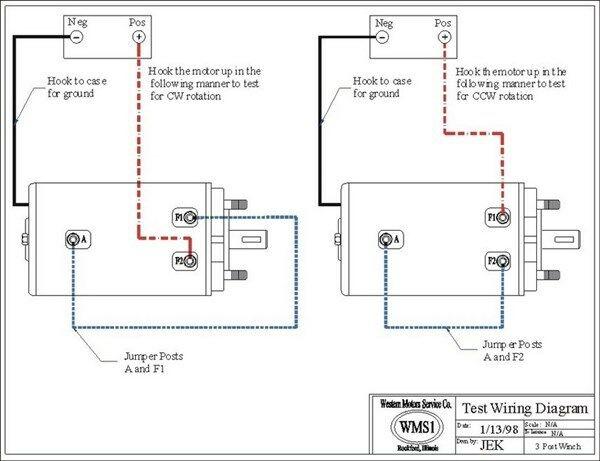 gk6376 12v winch motor wire diagram download diagram