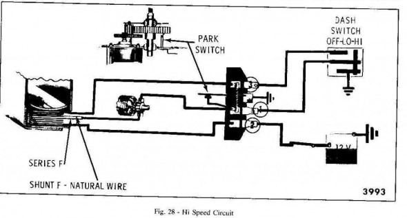 [KL_5807] 1971 Chevelle Wiper Switch Wiring Diagram