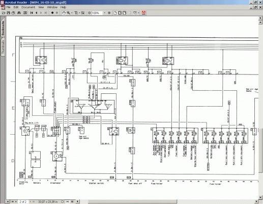 [BA_5878] Scania R420 Wiring Diagram Free Diagram