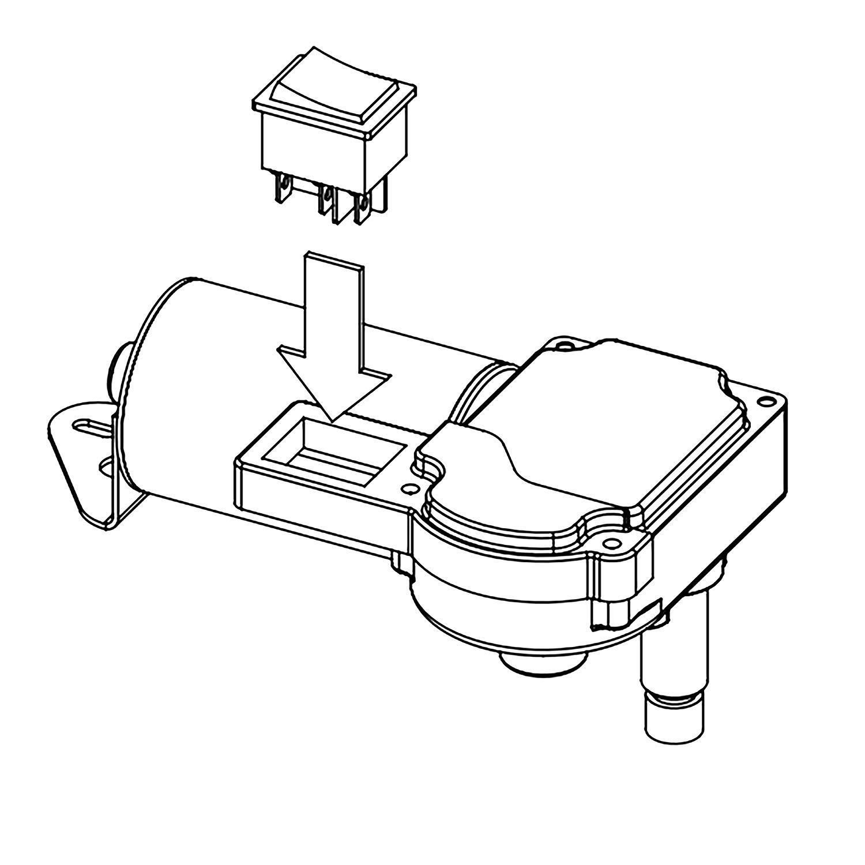 [XY_0670] Ongaro 31991 Wiper Motor Wiring Diagram Free Diagram
