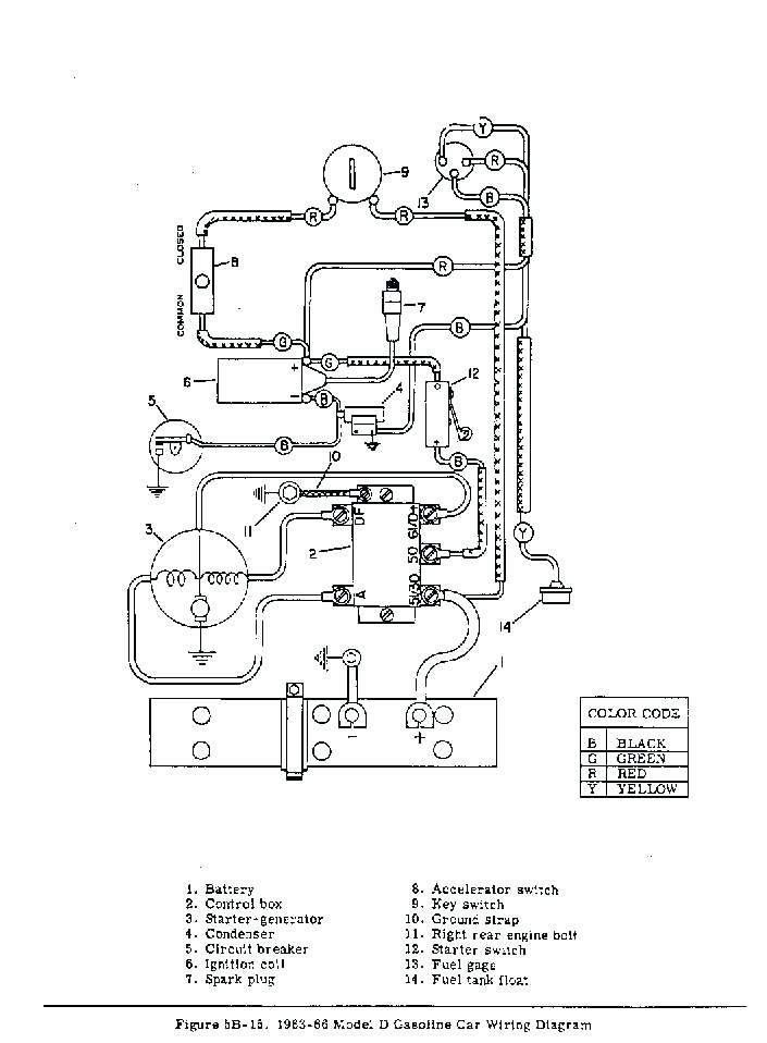 [SS_2832] Taylor Dunn 1248B Wiring Diagram Download Diagram