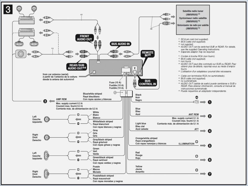 Wiring Diagram Gallery: Wiring Diagram For Pioneer Avh 120bt