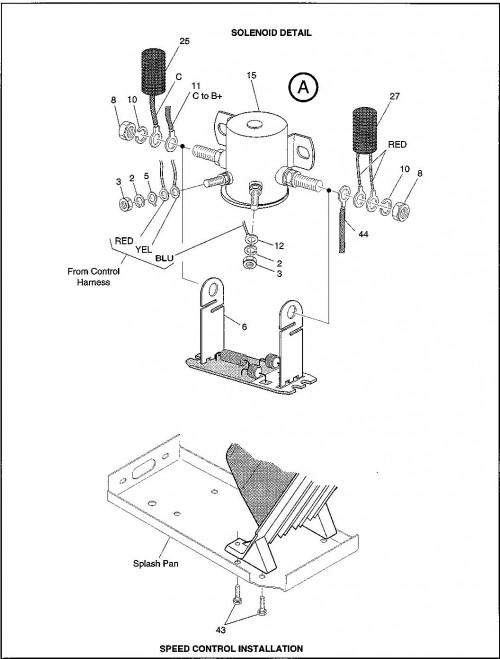 ob2300 97 ezgo cart dcs wiring diagram get free image