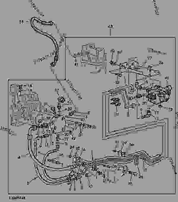 [MV_4696] John Deere X500 Wiring Diagram Schematic Wiring