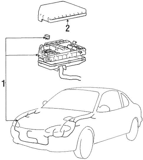 [DL_0835] Hyundai Tail Light Wiring Harness Download Diagram