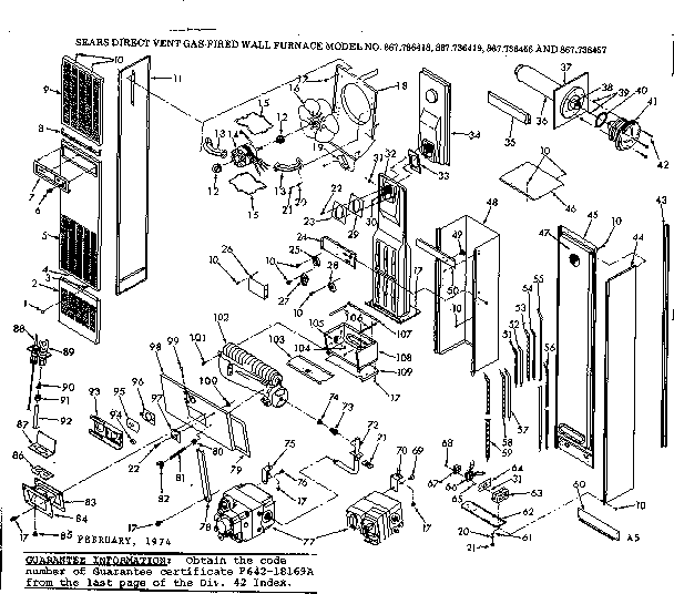 [BC_3860] Sears 600 Furnace Wiring Diagram Model Free Diagram