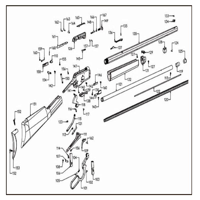 [FW_1166] Winchester Schematic Download Diagram