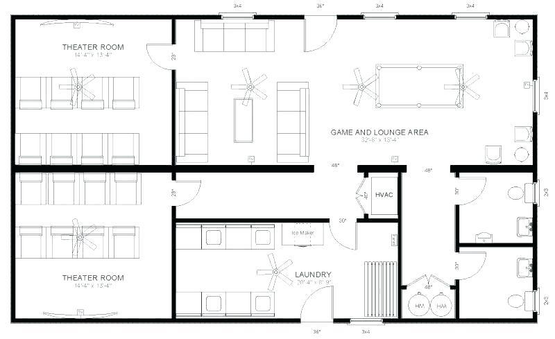 [MC_6327] Home Theater Line Diagram Plan Wiring Diagram