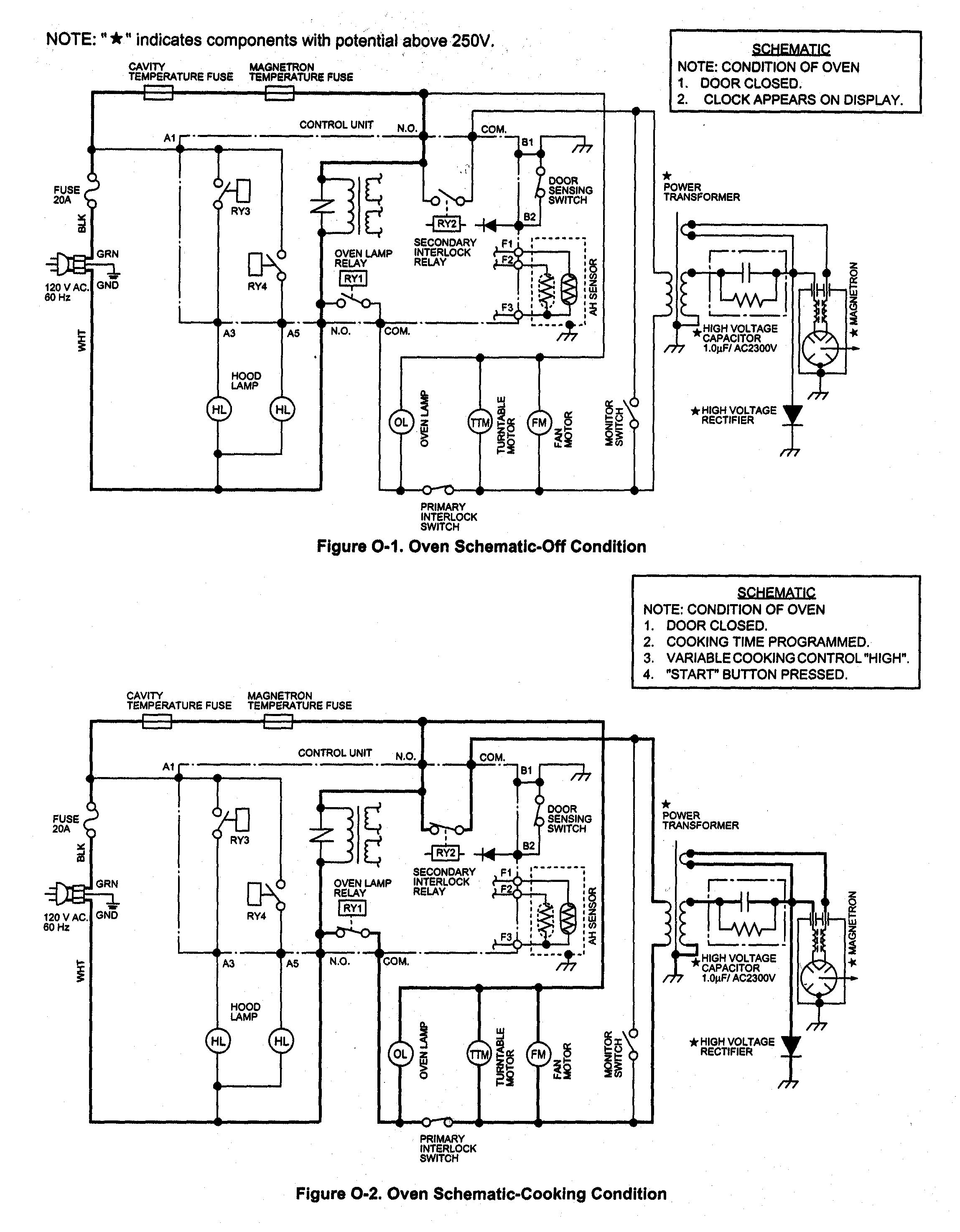 Schematic Wiring Diagram 332l