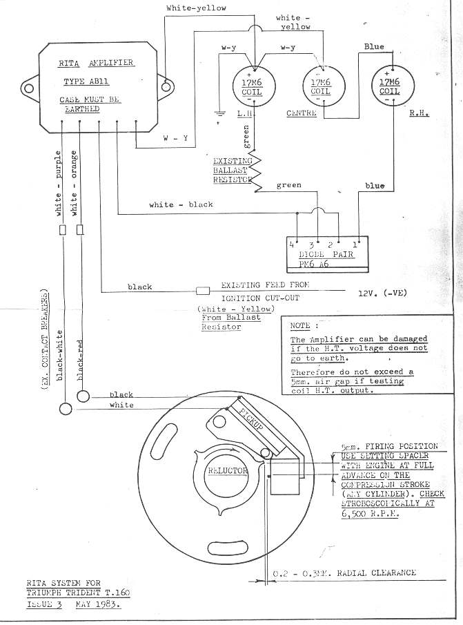 [BF_9625] Electronic Ignition Wiring Schematic Wiring