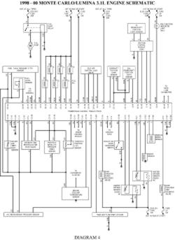 Chevy Monte Carlo Wiring Diagrams / 1988 Chevy Monte Carlo