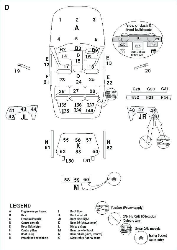 [AL_9286] Audi A6 Fuse Box In Boot Wiring Diagram