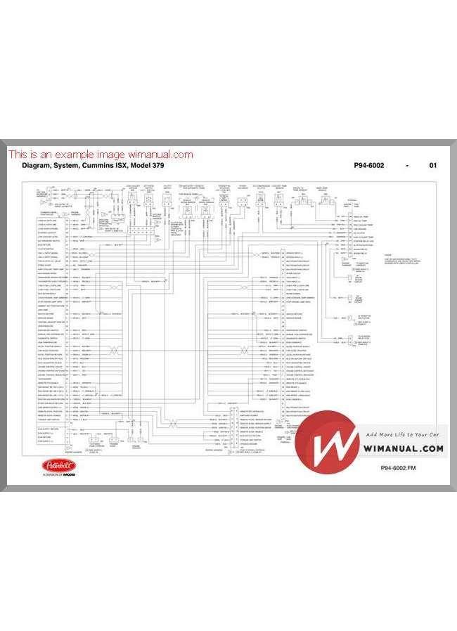 [AD_9003] Cummins Isx Diagram Wiring Diagram