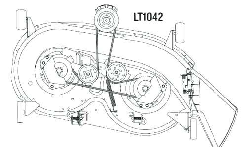 [AY_0797] Mtd Belt Replacement Diagram Wiring Diagram
