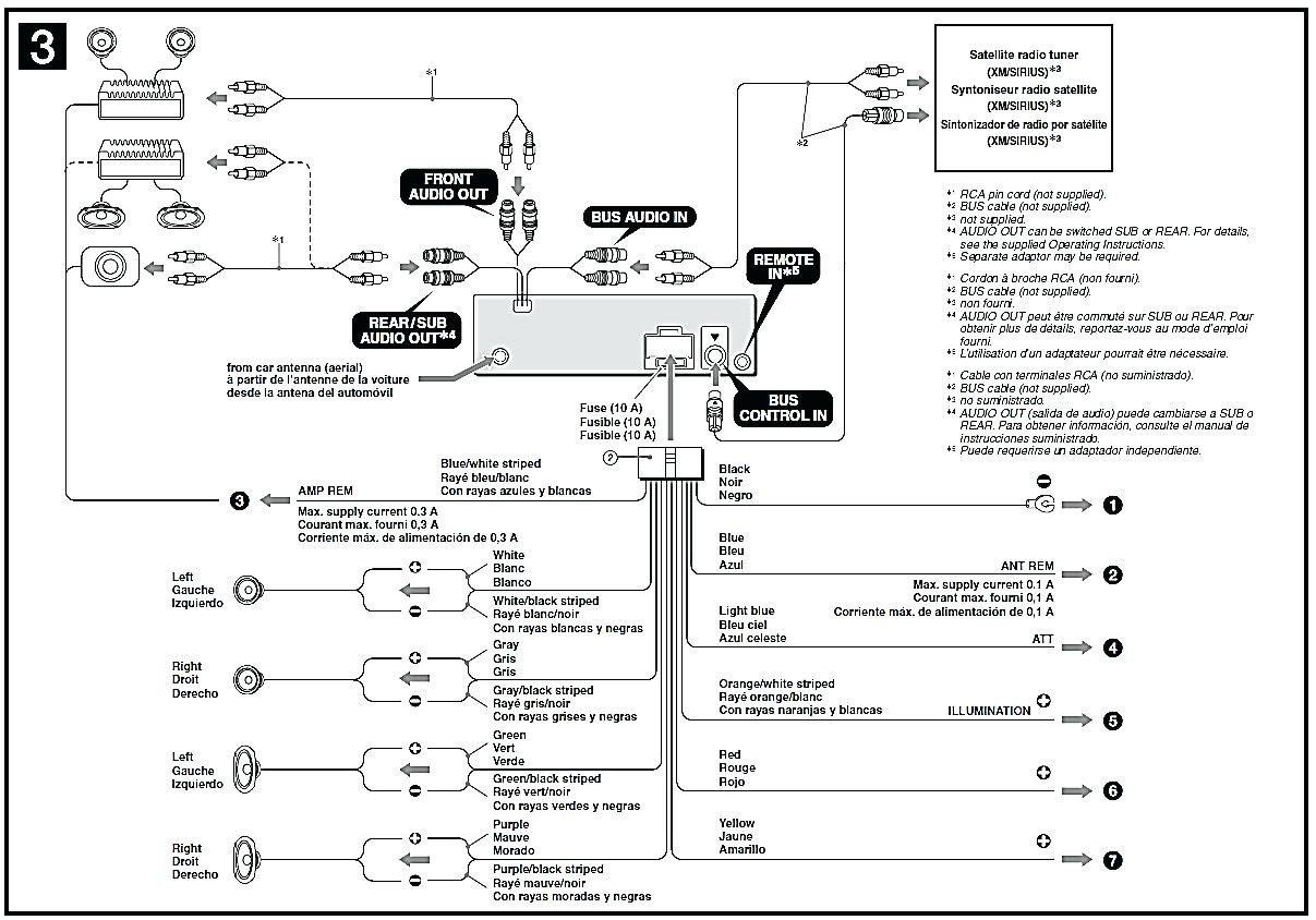 Jvc Stereo Wiring Diagram