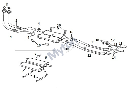 [AV_3369] Jaguar Exhaust System Diagram Download Diagram