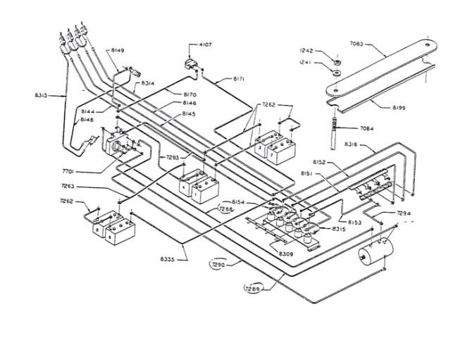 92 club car wiring diagram free download  aftermarket