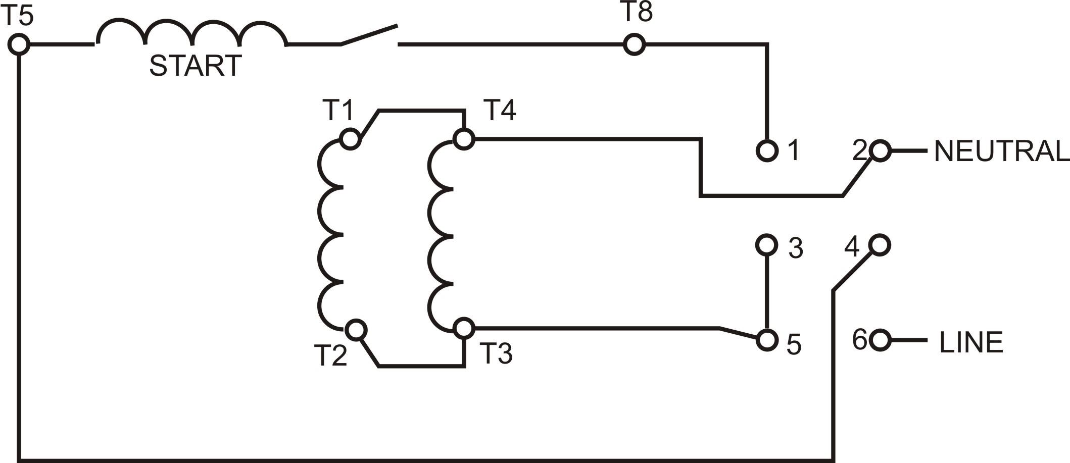 220 Electric Motor Wiring Diagram