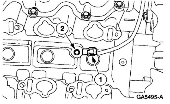 HQRP Knock Sensor for Mercury Villager 1999 2000