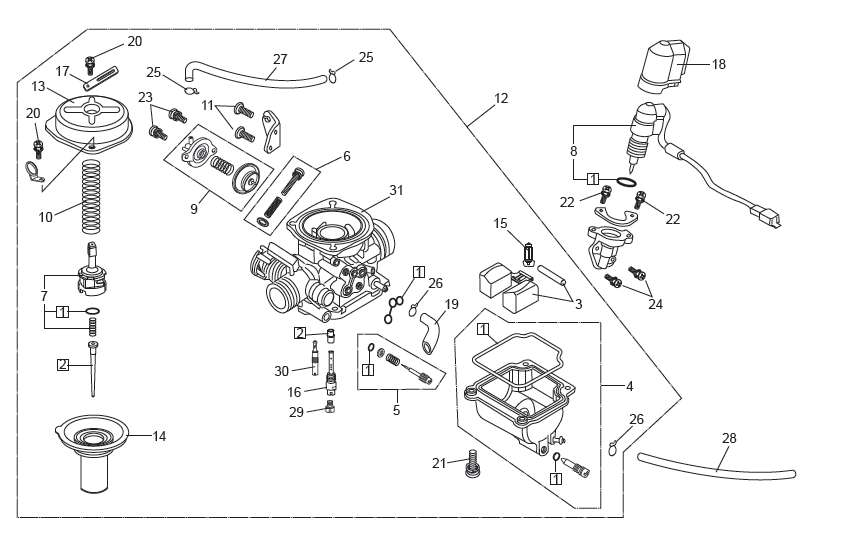 [XE_7975] Gy6 Engine Vacuum Diagram Free Diagram